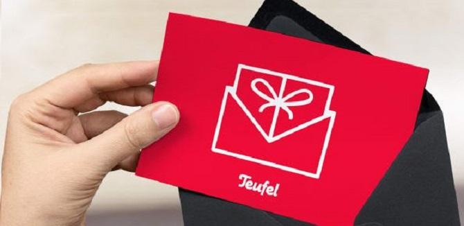 teufel gutschein geschenk website
