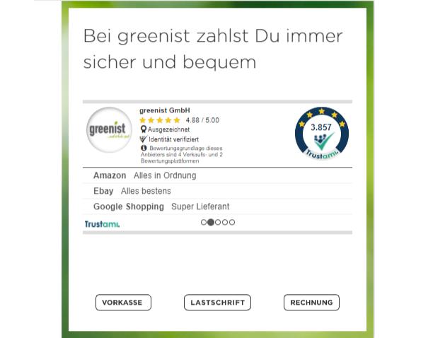 greenist gutschein bewertungen