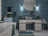 Grundausstattung Badezimmer für die erste Wohnung