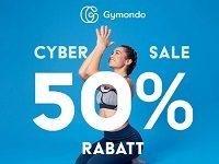 Gymondo Black Friday: 50% Rabatt auf´s  Jahresabo