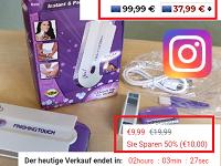 Dropshipping & Instagram Fake Shops:So fallt ihr nicht auf überteuerte Produkte herein