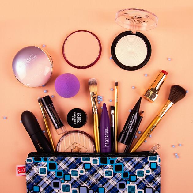 Kosmetik weist oft Mikroplastik auf
