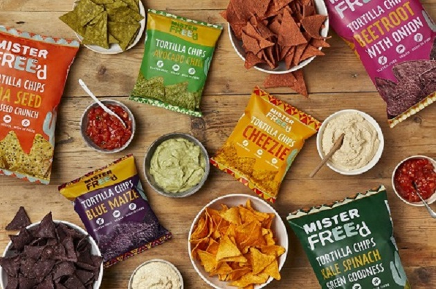 misterfreed tortilla chips vegane Ersatzprodukte