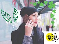 Endlich ein nachhaltiger Mobilfunkanbieter mit WEtell mobilfunk