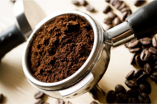 Gesichtspeeling selber machen mit Kaffeesatz