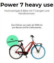 Heavy use Power 7 Swapfiets