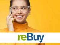 Aktionen bei reBuy: ankaufen, verkaufen und vor allem sparen!