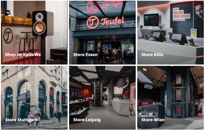 teufel website gutschein stores standorte