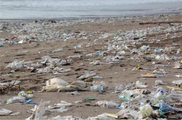 Plastikmüll ist überall