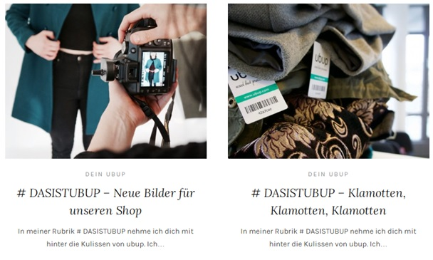 Blogbeitraege von ubup