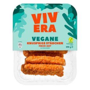 vivera vegane fischstaebchen vegane Ersatzprodukte
