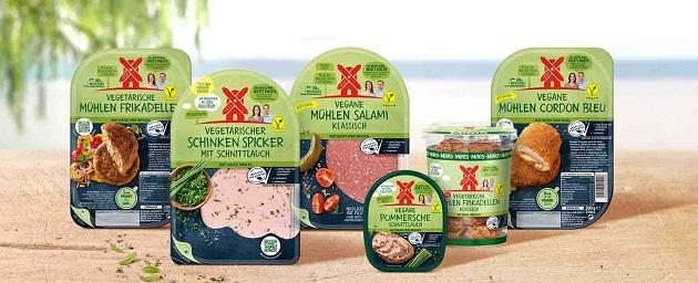 vegane Alternativen zz Fleisch und Wurst