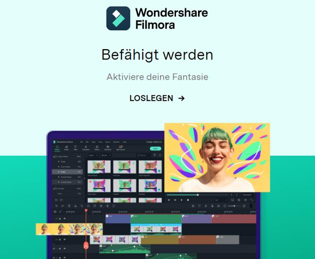 Wondershare Gutschein Filmora